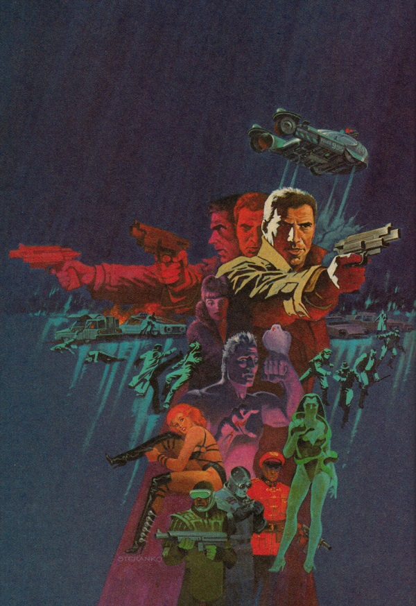 Steranko+Blade+Runner